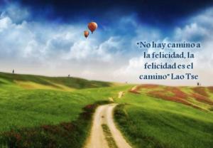 el camino y la felicidad