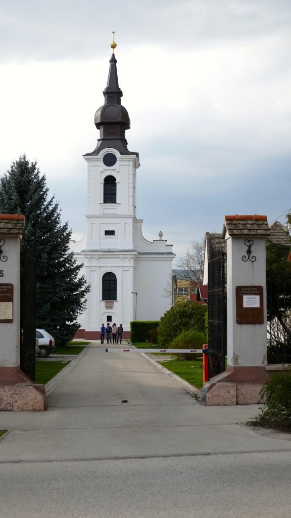 Iglesia del siglo XVII