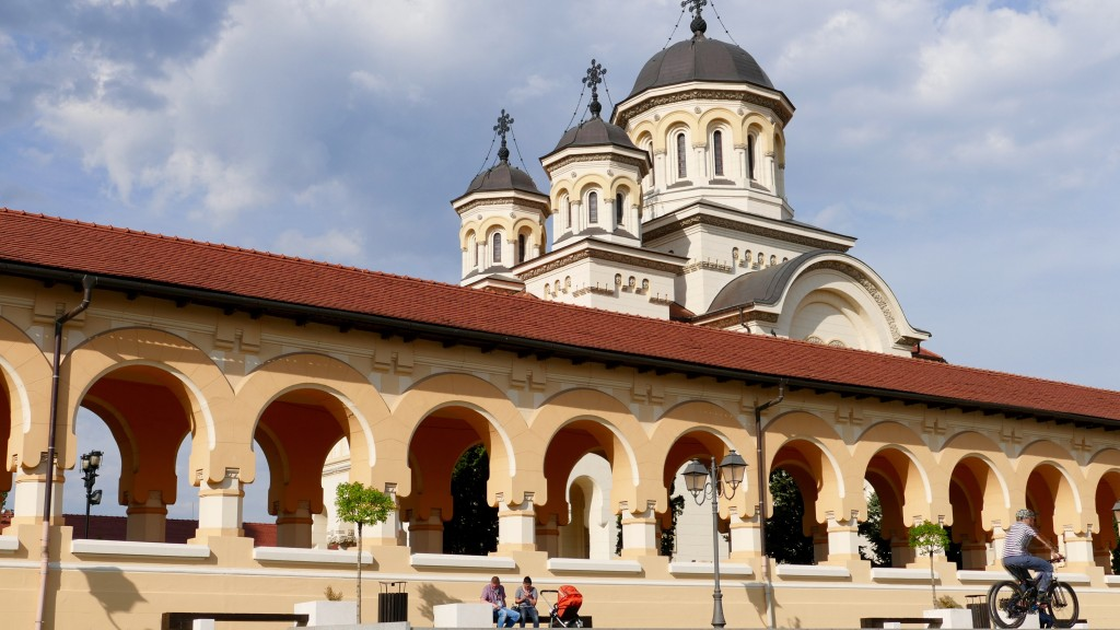 The Orthodox Cathedral and Curia