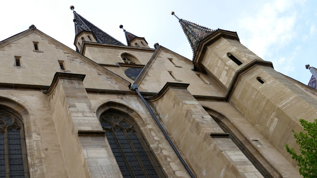 the Protestant Lutheran Church (Biserica Parohiala Evanghelica)