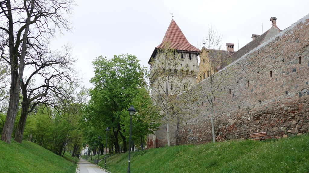 The Fortress Sibiu (Hermannstadt)