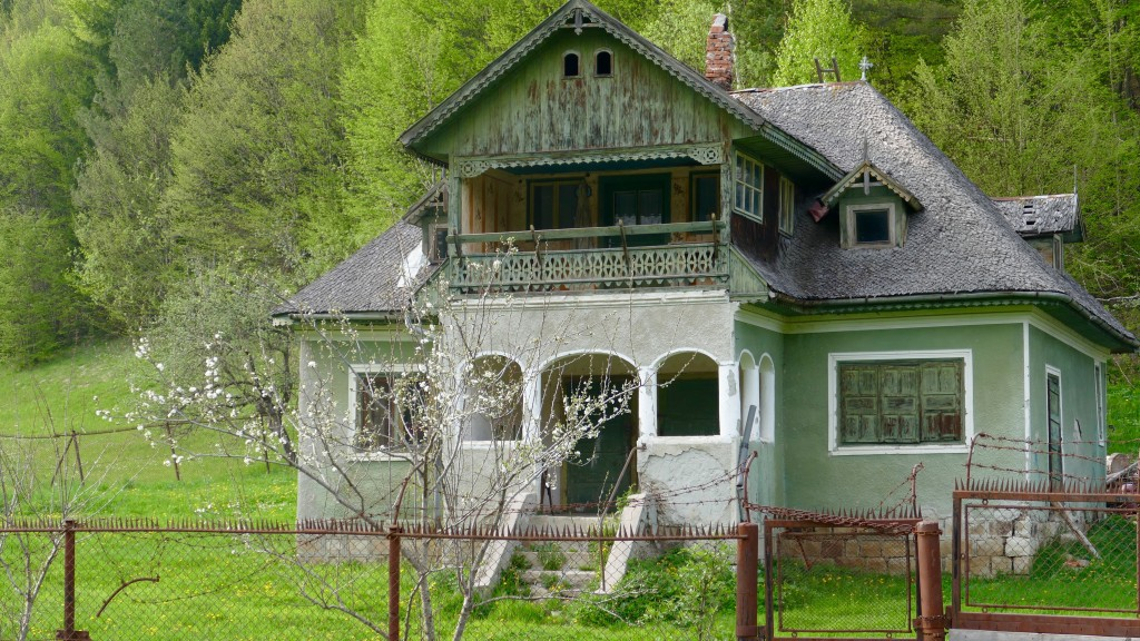 A Moldova (region) House. Romania.