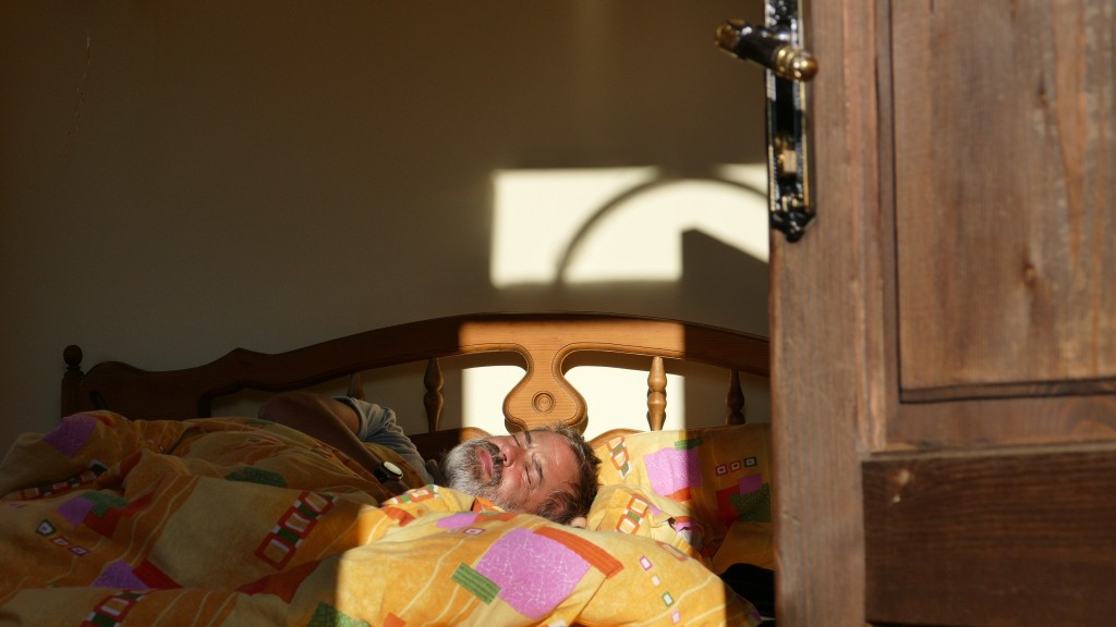 the sunshine wake me up!