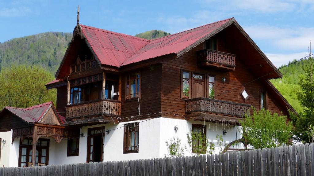 Lidias House. Pensiunea Casa Lidia