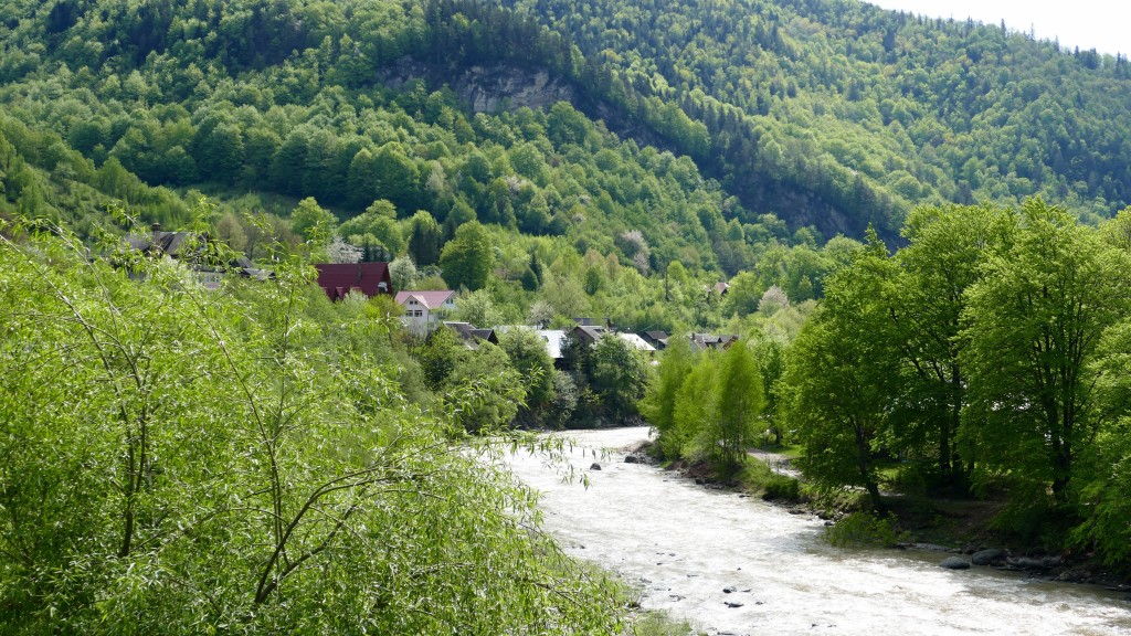 the Lipsa river