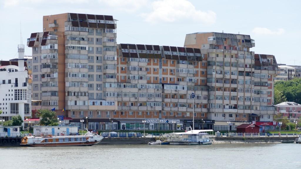 La arquitectura comunista.