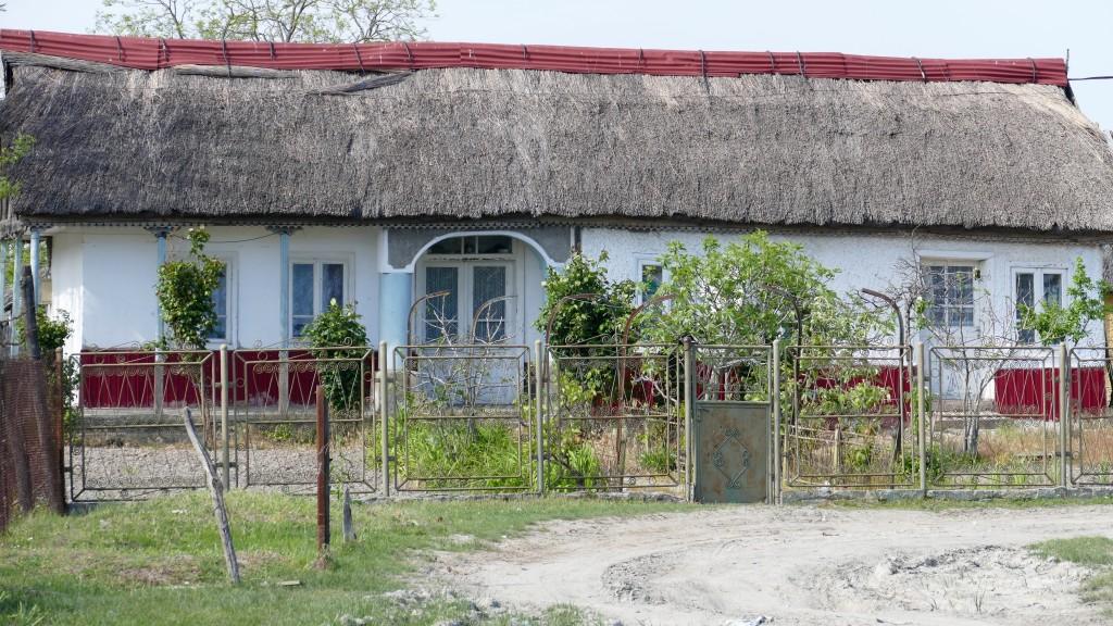 a Lipovan House