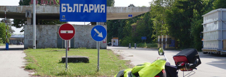 DIA 72 – finalmente en Bulgaria