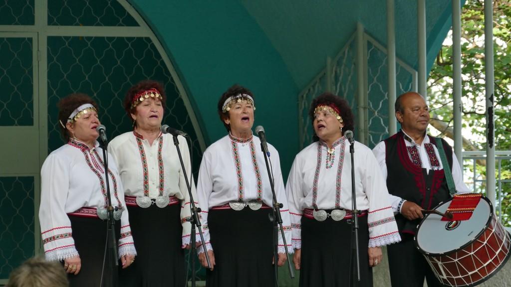 Varna, Sea Garden, Folclore Show