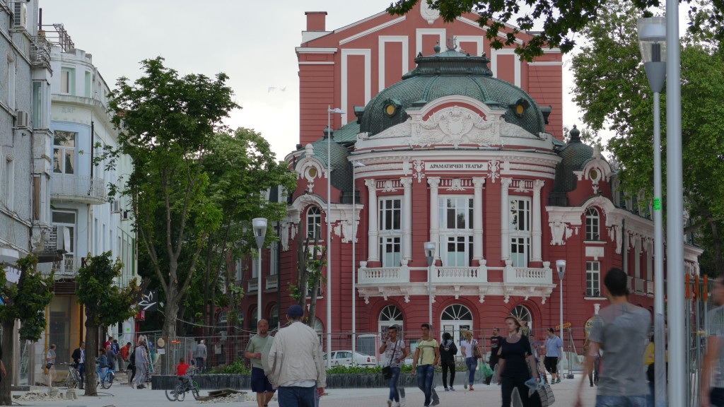 Varna, The Theatre