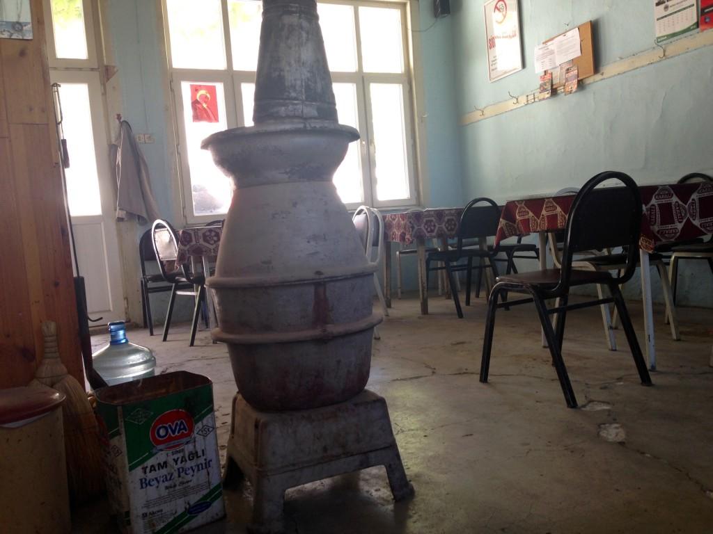 a Çay House at Inönü