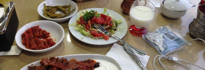 DIA 120 / 121 – Los sabores en Turquía