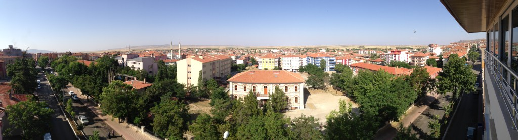 The anatolian city of Selifrikochisar
