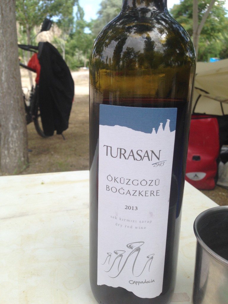 Best turkish (red) Wine.