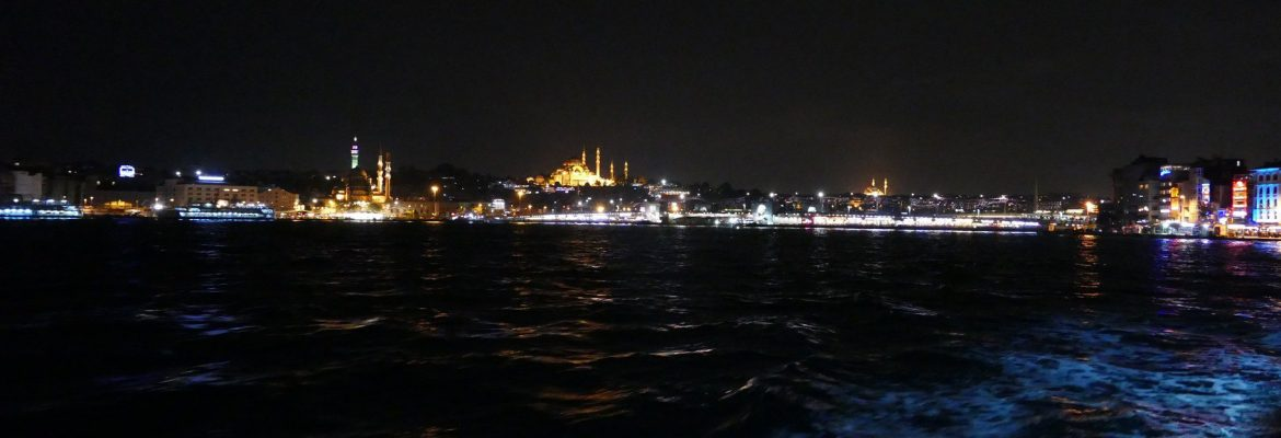 TAG 85 / 86 – Ankunft in Istanbul