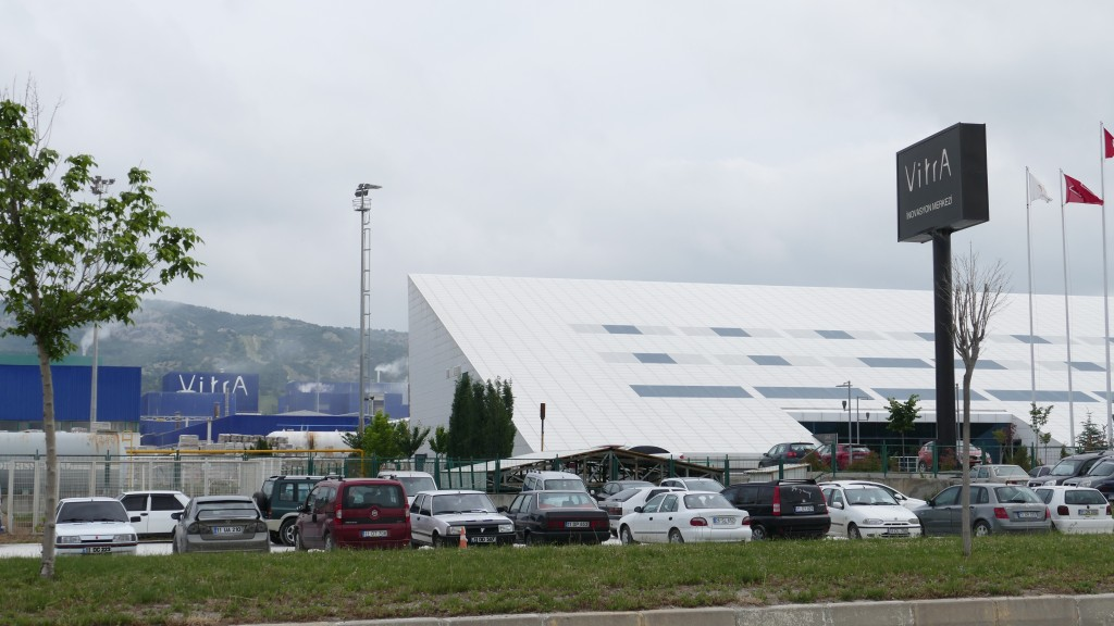 Industrial development in Turkey, Anatolia.