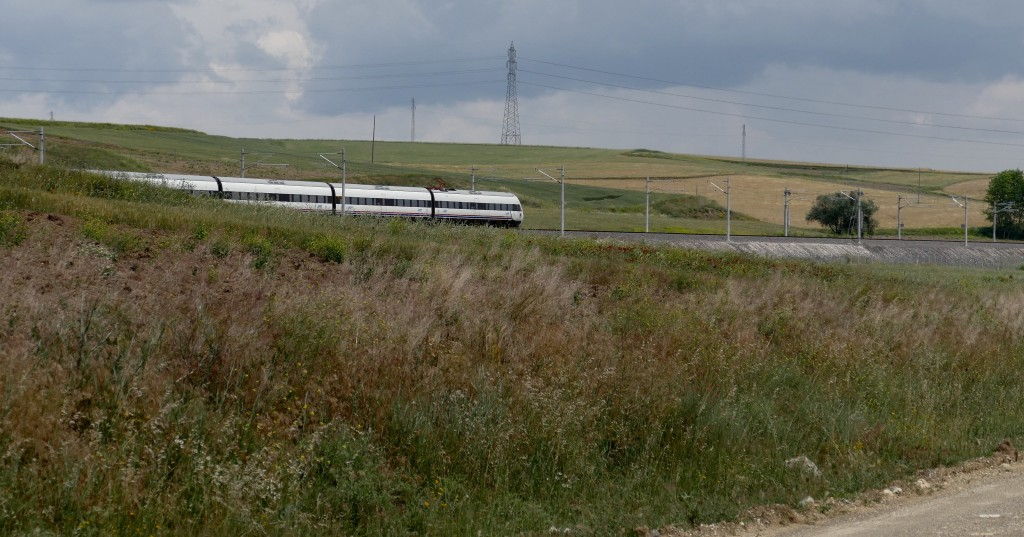 The Turkish State Railways started building high-speed rail lines in 2003. The first section of the line, between Ankara and Eskişehir, was inaugurated on 13 March 2009. It is a part of the 533 km Istanbul to Ankara high-speed rail line. A subsidiary of Turkish State Railways, Yüksek Hızlı Tren is the sole commercial operator of high speed trains in Turkey.