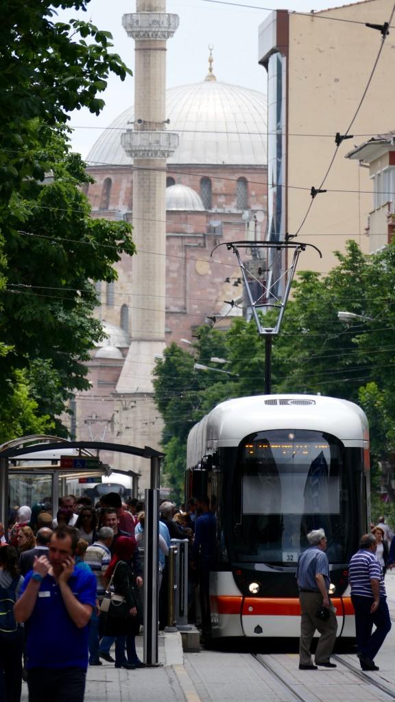 (Modern) Public transportation in Eskisehir