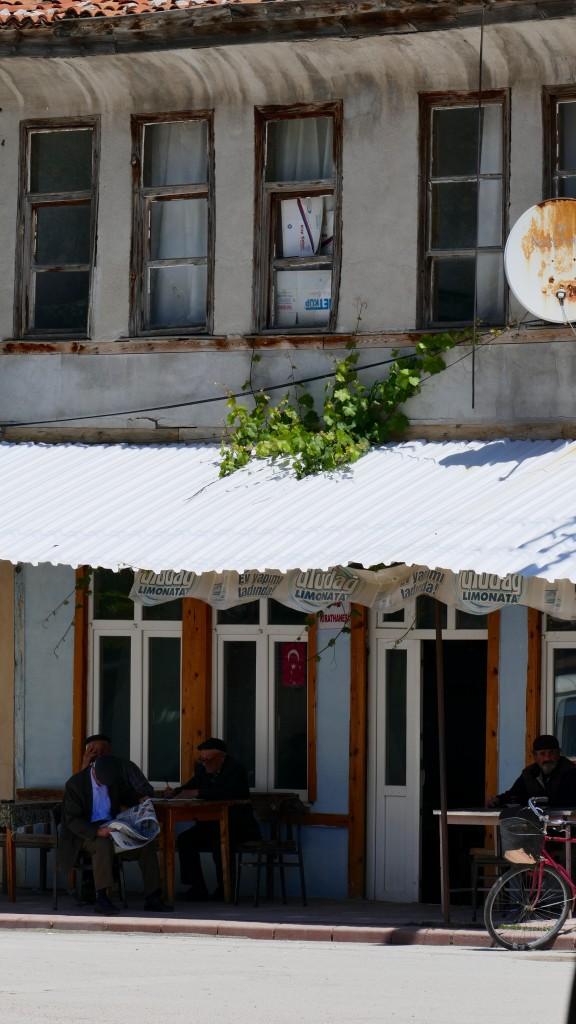 Çay-House at Inönü
