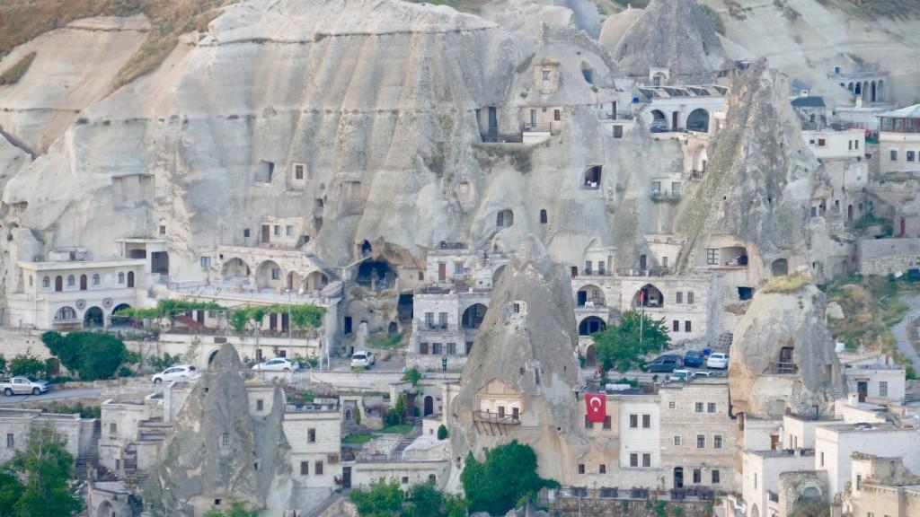 Göreme, Kapadokya, Central Anatolia