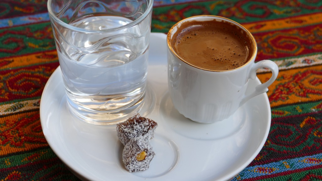 Turkish Coffee - Old Town - SIVAS, Anatolia