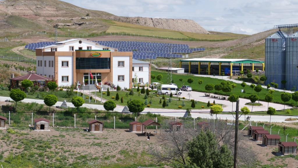 Mid-Size-Business in Central Anatolia.