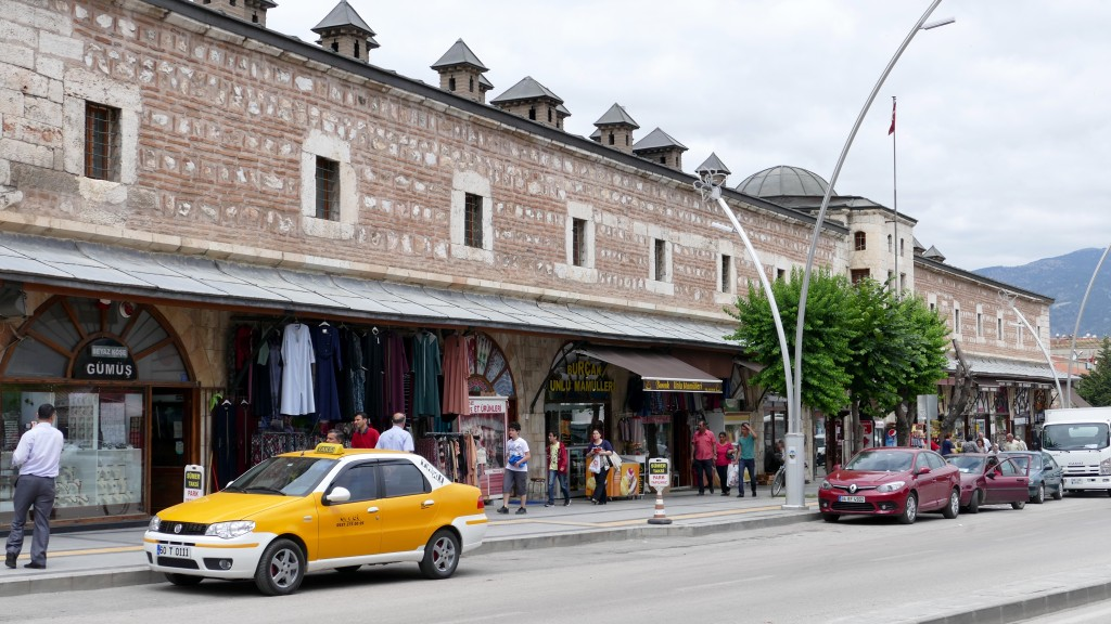 "The Stone Inn, ""VOYVODA INN"" - Tasha, one of the biggest inn's in Anatolia, build by the Ottoman in the early 17th century."