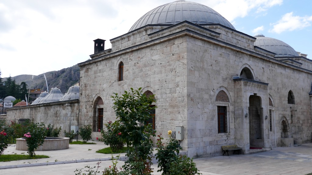The Ali Pasa Hamam (turkish bath) in Tokat.