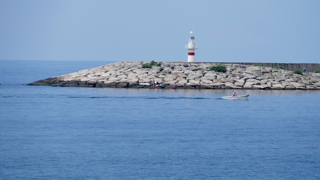 Black Sea, Lighthouse