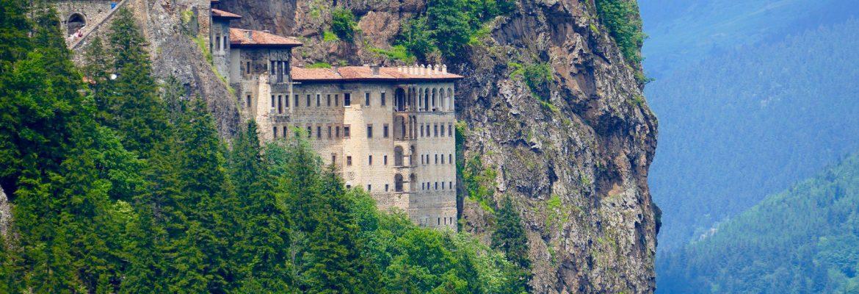 DIA 122 – El monasterio de Sumela