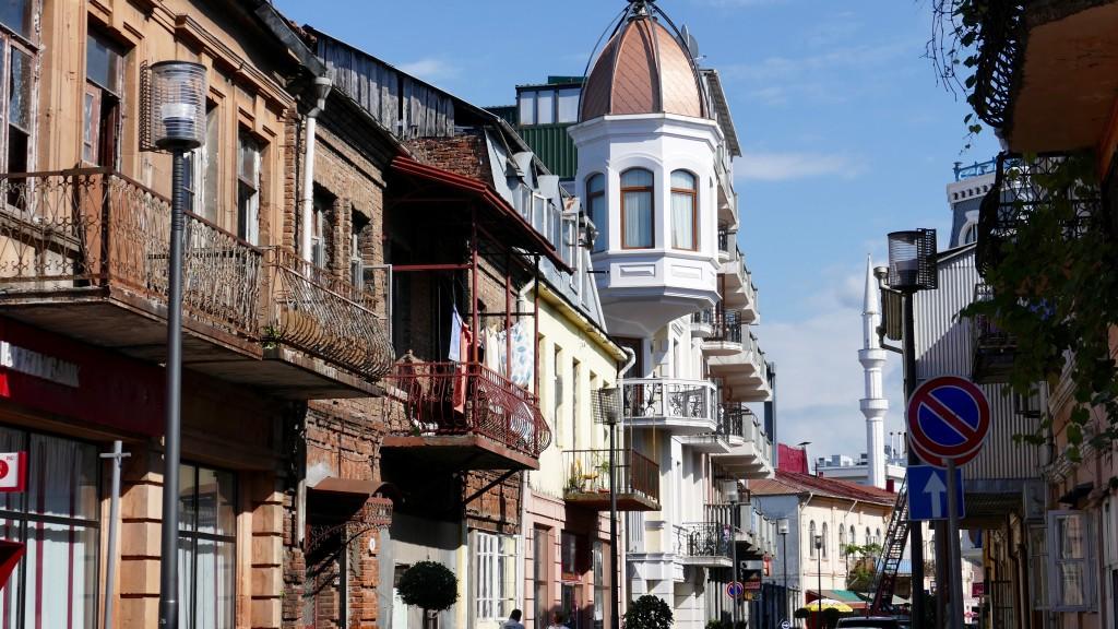 Batumi's old town