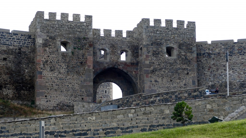 "RABATI CASTLE - According to The Georgian Chronicles the city was established in the 9th century by Guaram Mampal, son of the King of Tao. From the 13th to the end of 14th centuries it was the capital city of Samtskhe-Saatabago, ruled by the Georgian princely (mtavari) family and a ruling dynasty of the Principality of Samtskhe, the House of Jaqeli. In 1393 the city was attacked by the armies of Tamerlane. Despite the Turko-Mongol invasions fortress withstood and continued to thrive. After the Treaty of Constantinople in 1590, the whole territory of Samtskhe-Saatabago went under the rule of Ottoman Empire. Turks Mostly used to build defensive edifices. In 1752 first mosque was built in Rabati. In the first half of the 8th century Prince Vakhushti of Kartli writes By the end of the 18th century Metropolitan John writes that ""despite the fact that a large part of the population has been Islamized, there's still functioning Orthodox church."" After the Treaty of Georgievsk between the Kingdom of Kartli and Russian Empire was signed the question of the fate of Akhaltsikhe arose. The first attempt to take the fortress in 1810 fell. Russians took the city after 18 years in 1828. After the Treaty of Adrianople in 1829, the Ottomans yielded the part of Akhaltiske Region."