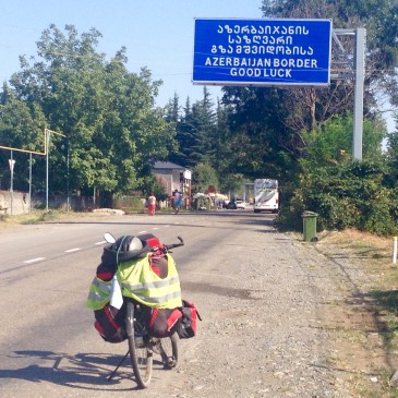 """DIA 151 – Me han dicho """"Xoş gəlmisiniz""""!"""