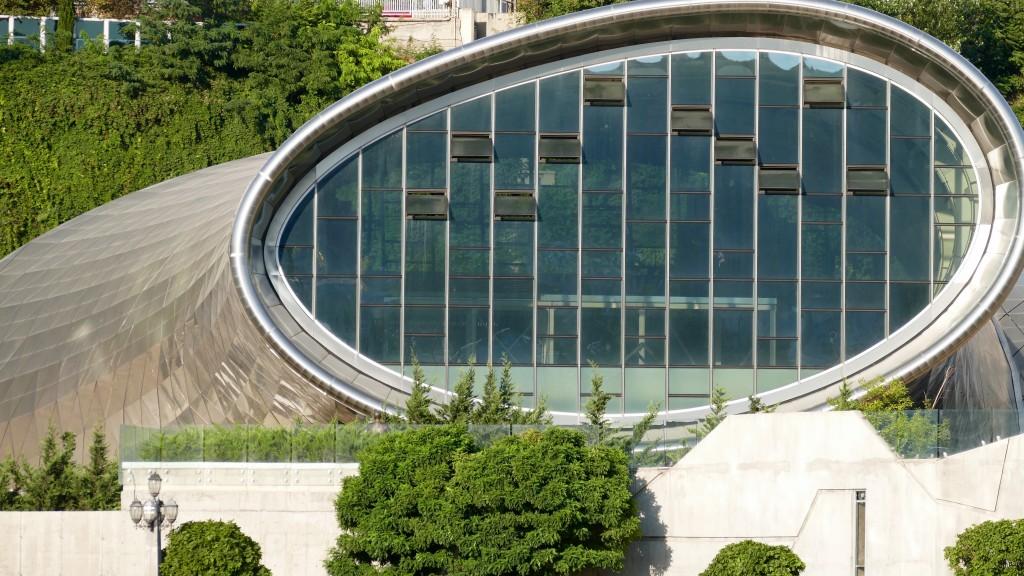 Djansug Kakhidze Tbilisi center for Music and Culture