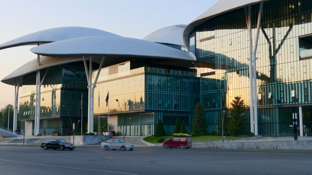 Public Service Hall Tbilisi