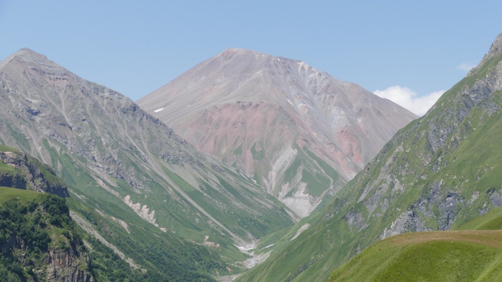 The area around Mount Kazbek was designated a nature reserve by the Soviet government in 1979, and includes beech forests, subalpine forests and alpine meadows. Many of the plants and animals in the reserve are endemic to the Caucasus region.