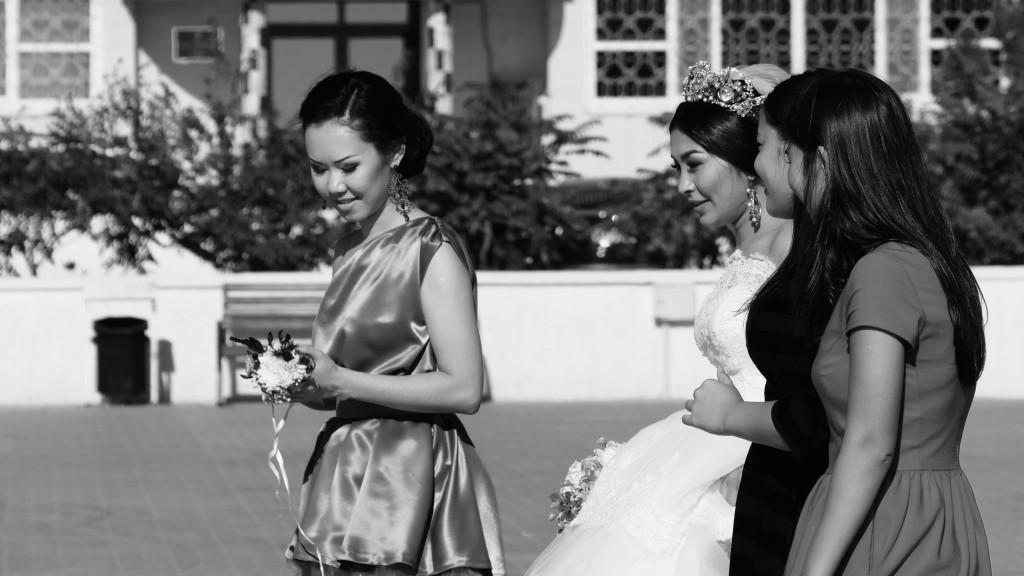 third wedding at Aktau on this Saturday
