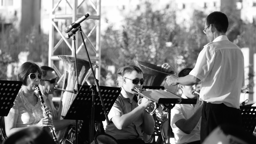 The Fanfare at Aktau's Boulevard
