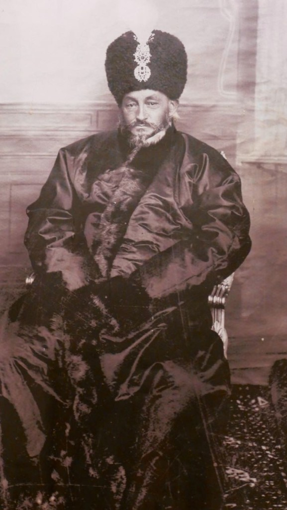 Sayid Abdullahkhan - The Khan of Khiva 1915 - 1920