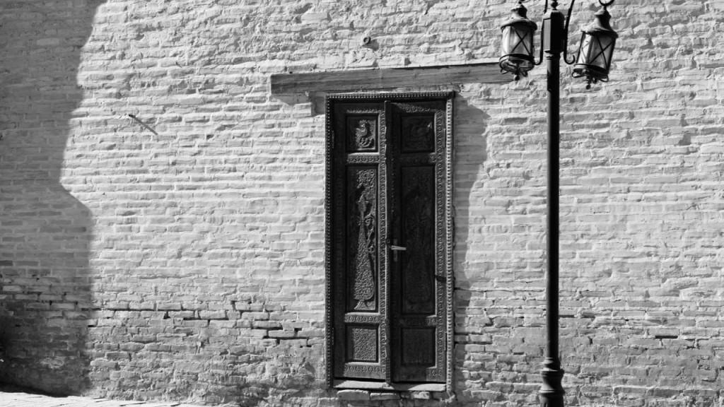 Bukhara - The door