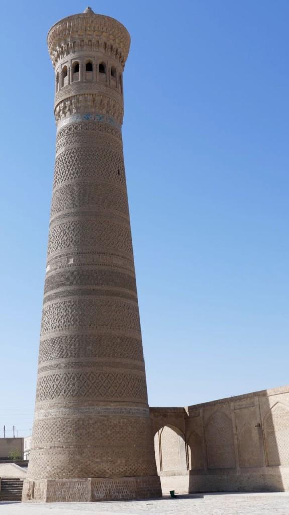Bukhara - Kalyan Mosque minaret