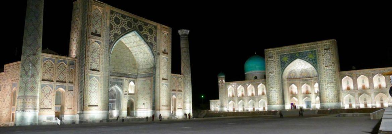 TAG 186 – Samarkand – Eine Perle in Mittelasien