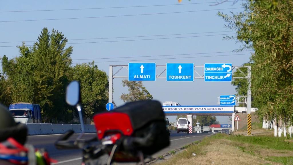 Short of Tashkent