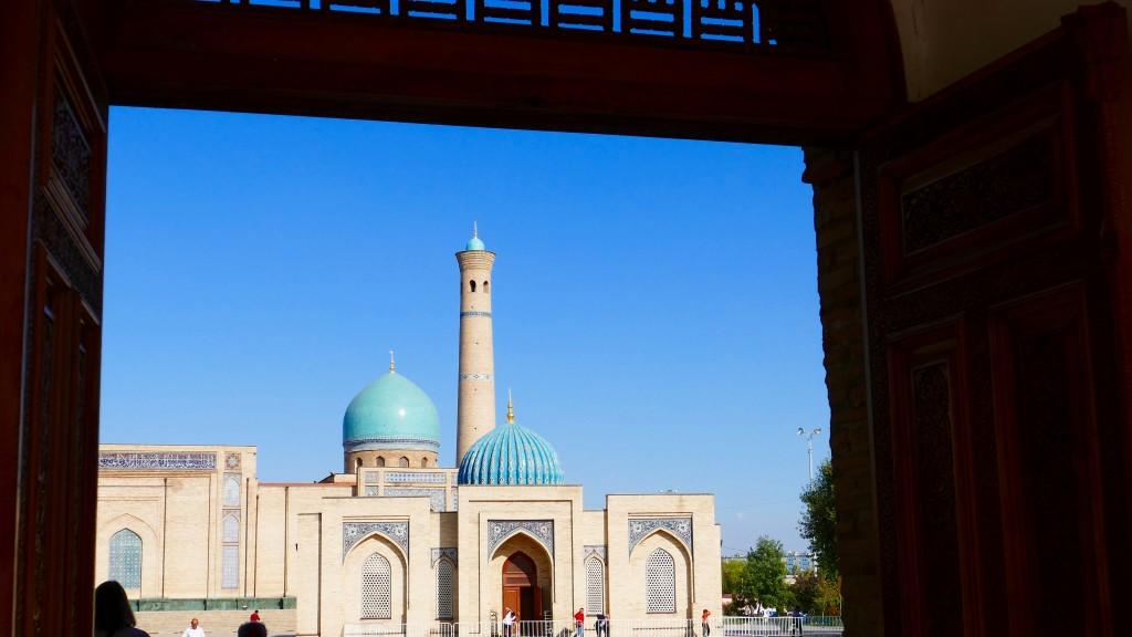 Barakh Khan Madrasah Tashkent