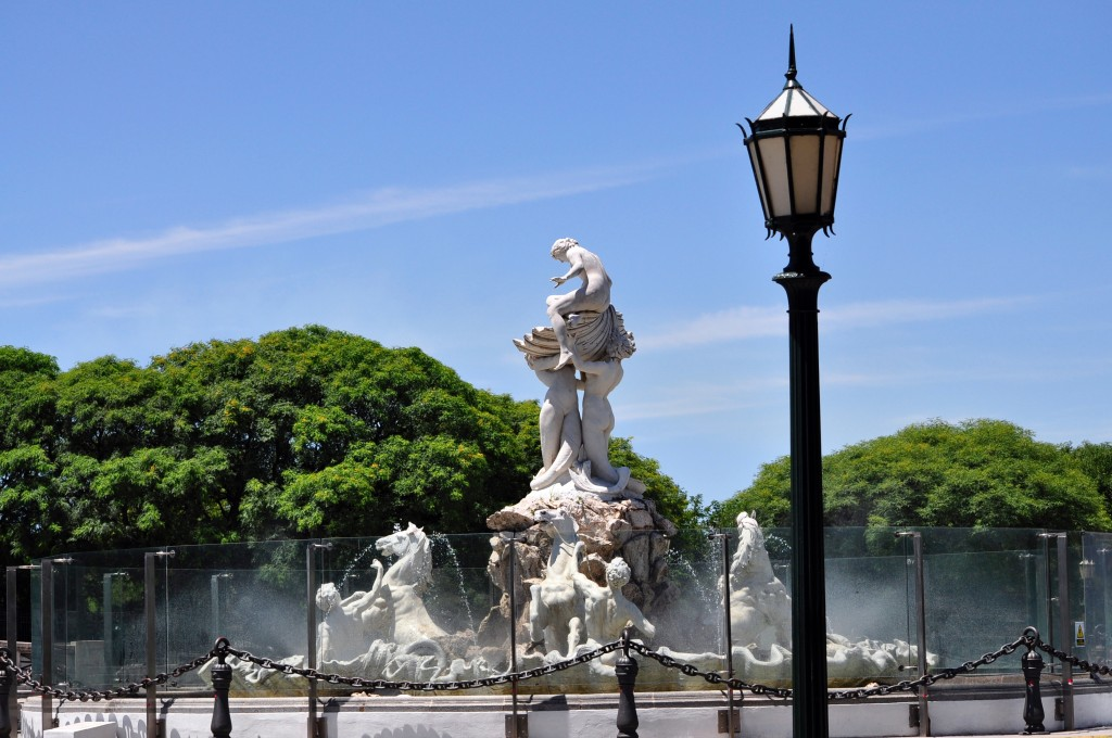 Buenos Aires, Costanera Sur