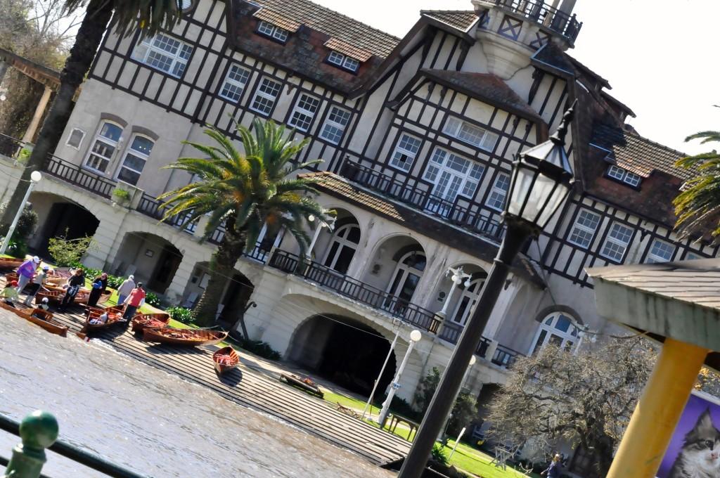 Club de Regatas La Marina, Tigre City, Buenos Aires province