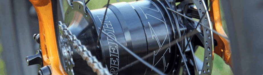 Some about internal speed hubs. The Top of the Top – Rohloff Speed Hub