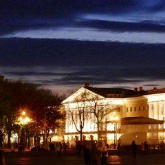 Kennst du Sankt Petersburg