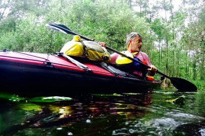Una travesía en Kayak por Masuria